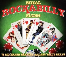 Royal Rockabilly Flush VARIOUS ARTISTS 75 Songs MUSIC COLLECTION Best NEW 3 CD