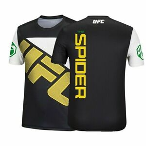 "Anderson Silva ""The Spider"" UFC Reebok Jersey, Medium"