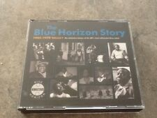 The Blue Horizon Story Vol. 1 1965-1970 Various 3 Disc CD Fleetwood Mac etc Rare