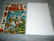 War is Hell #1 Marvel Bronze Age Comic
