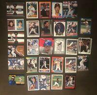 Roberto Alomar Baseball Card Lot of 35 Cards - w/ Jersey Card -  HOF     NM-MT