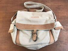 LL Bean Travel Messenger Backpack Carry-on Laptop Bag Soft Case (B1)