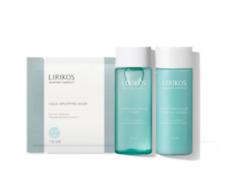 Lirikos Marine Energy Hydrating Pulse Lotion 30ml + Toner 30ml + Aqua Mask Pack
