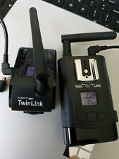 Twin Link Flash Trigger (batteries included)