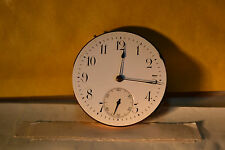 No name ~15J cal.FHF 19.5''' Circa 1910's Running Movement, Dial and Hands