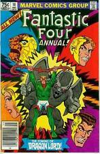 Fantastic Four Annual # 16 (Steve Ditko) (USA, 1981)
