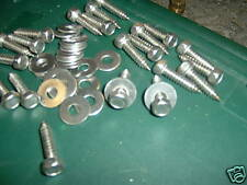 Golf etc. Stainless Front Wing screws
