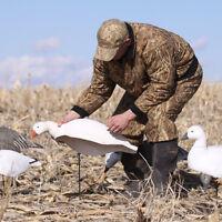 12 Avery Greenhead Gear Universal Motion Stakes Goose Duck Shell Decoys Dozen