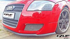 Cup Spoiler Lèvre Audi Tt Type 8n Bj 98-06 Front Becquet Spoiler épée Spoiler