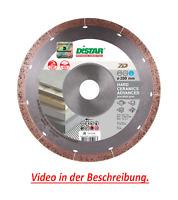 """Disco de Diamante para Corte Amoladora Angular 1A1R 200x1, 3x10x25, 4"""" Duras """""""