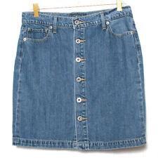 Lucky Brand Womens Denim Skirt 8/29