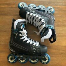 Alkali Recon R121+ inline roller hockey skates Lace Up Size 4