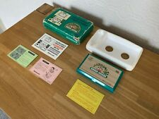 Boxed CGL / Nintendo Game and Watch Green House 1982 LCD Electronic Game - Mint!