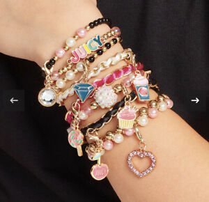 Make It Real Juicy Couture Chains & Charms DIY Jewellery Make Your Own Bracelet