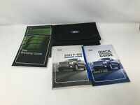 2012 Ford F-150 F150 Owners Manual Handbook Set with Case OEM Z0A1151