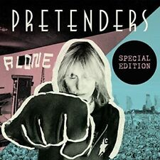 PRETENDERS ALONE SPECIAL EDITION 2CD ALBUM (Released November 3rd 2017)
