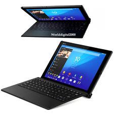 "NEW Sony Xperia Z4 Tablet -Black- SGP771 32GB 10.1"" 2K(2560*1600)4G LTE+WiFi"