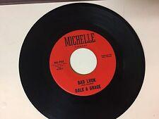 POP 45 RPM RECORD - DALE & GRACE - MICHELLE RECORDS 923