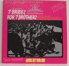 "7 Brides for 7 BROTHERS ANNIE GET YOUR GUN H.KEEL JANE POWELL 12 "" LP Foc (g627)"