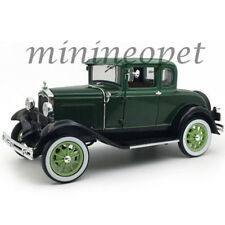 SUN STAR 6133 1931 FORD MODEL A COUPE 1/18 DIECAST MODEL CAR VALLEY GREEN