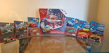 DISNEY PIXAR CARS Y Cambiador De Color 3 DISNEY PIXAR CARS PISTON Taza Racing garaje