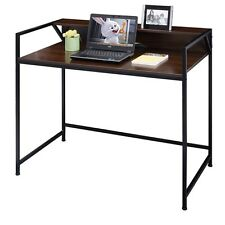Us Computer Desk Office Home Table Wood Workstation Study Simplistic Furniture
