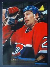 NHL 196 Lyle Odelein Montreal Canadiens Pinnacle 1995/96 (6,4 x 8,9)