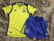 Everton  football kit for boys  /girls size MB
