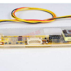 LCD Inverter Board 2 Lamp CCFL Backlight Driver 3 Pin Large Connector Port @US