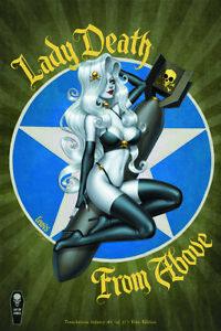 Lady Death Treacherous Infamy #2 ELITE 1:10 Dealer Incentive by Scott Lewis