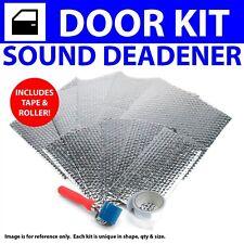 Heat & Sound Deadener Chevy Bel Air 1955 - 57 2Dr Kit + Tape, Roller 3381Cm2