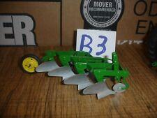 1/16 John Deere 4 bottom plow