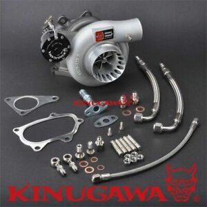 "Kinugawa Ball Bearing Turbo 3"" For SUBARU ~08 Impreza WRX Forester TD05H-18G-8cm"
