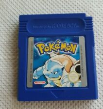 POKEMON BLUE VERSION - NINTENDO GAME BOY Game Cartridge Only. In German language