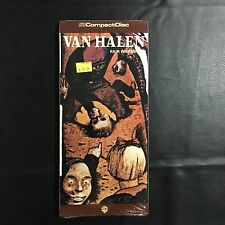 Van Halen Fair Warning CD Longbox In Shrink Like New