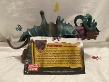 Panthor Masters of the Universe Classics complete Matty Collector He-Man MOTU