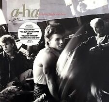 a-ha LP Hunting High And Low - Germany (EX/EX+)