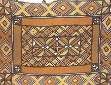 African mud cloth bogolan mudcloth bogolanfini new Extra Large textile x822