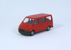 Rietze 1:87 Nr.10520 Ford Transit Bus ohne Verpackung (RB9477)