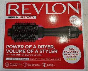 Revlon One-Step Hair Dryer And Volumizer Hot Air Brush New