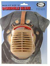 Baskerville Muzzle Size 15 Rottweiler, Premium Service, Fast Dispatch