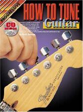 CP69209 - Progressive How To Tune the Guitar