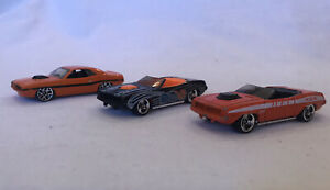 Hotwheels Dodge Challenger X 3
