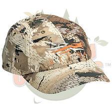 Sitka Gear Hunting Cap Hat Waterfowl Marsh Optifade Camo Duck - 90101-WL-OSFA