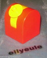 LEGO Bausteine & Bauzubehör Lego Duplo Propeller Halter Rotor Holder Brick with curved Top Windrad aus 10617 LEGO Bau- & Konstruktionsspielzeug