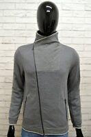 Cardigan Grigio Uomo GAUDI Taglia Size XS Maglia Maglione Felpa Sweater Man