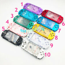 10 Colors For PSP3000 PSP 3000 Shell Case Replacement Full Housing Cover Buttons
