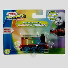 Thomas Friends Railway Portable Play Adventures Special Edition Rainbow Thomas