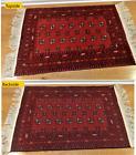"Beautiful Vintage Bohkara Oriental Rug - 2'8""x4'6"" - Hand Knotted - >100 KPSI"