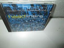 HEADLINERS rare Various Artist cd CAKE Hanson RINGO STARR Bryan Adams JOHN LANG